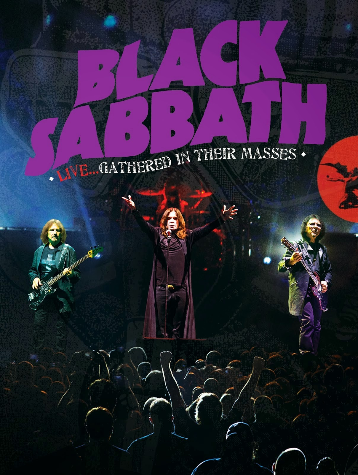 Black Sabbath – Live… Gathered In Their Masses