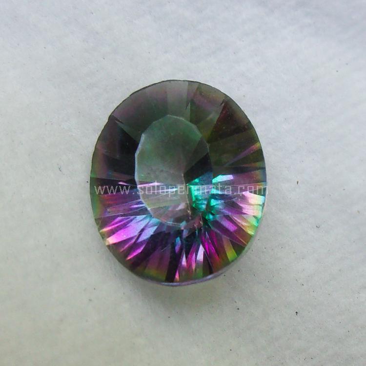 Batu Permata Mystic Quartz - SP1042