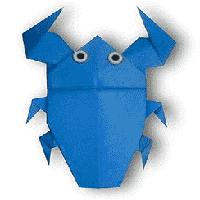 Origami Serangga
