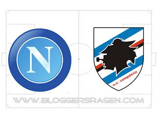 Prediksi Pertandingan Napoli vs Sampdoria