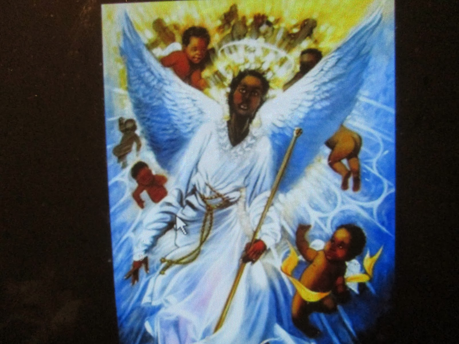 african american latino world what i u0027m an angel now words of