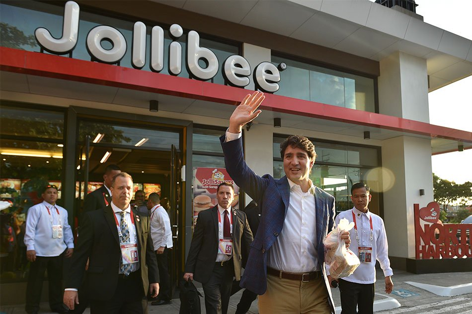 Canadian Prime Minister Justin Trudeau visited a Jollibee branch in Tondo when he arrived in the Philippines on Sunday for the 31st Association of Southeast Asian Nations (ASEAN) Summit.   […]