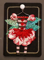 Fairy Clothes ATCs
