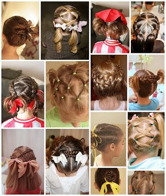 Stylebunny: Arriva il caldo, raccogliete i capelli!/It's ...
