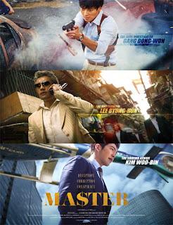 Ver Maseuteo (Master)  (2016) película Latino HD
