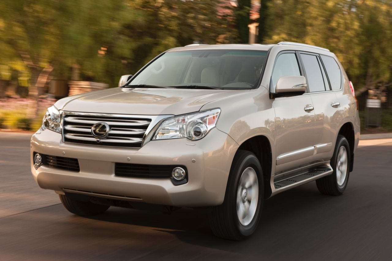 daily cars new 2012 lexus gx 460 luxury suv. Black Bedroom Furniture Sets. Home Design Ideas