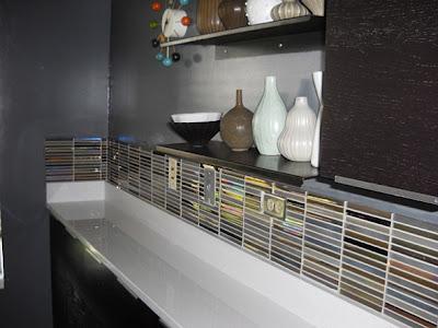 decoración azulejos de vidrio