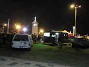 Dawn Service, Semaphore foreshore, ANZAC Day 2013. (anzac day )