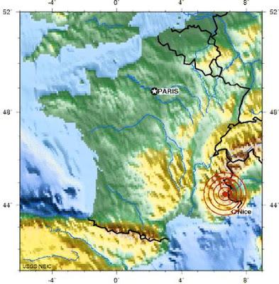 france earthquake 2012 february 27