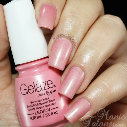 Gelaze Exceptionally Gifted Swatch