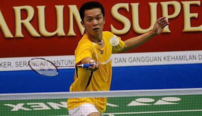 Taufik Hidayat - Atlet Bulu Tangkis Indonesia