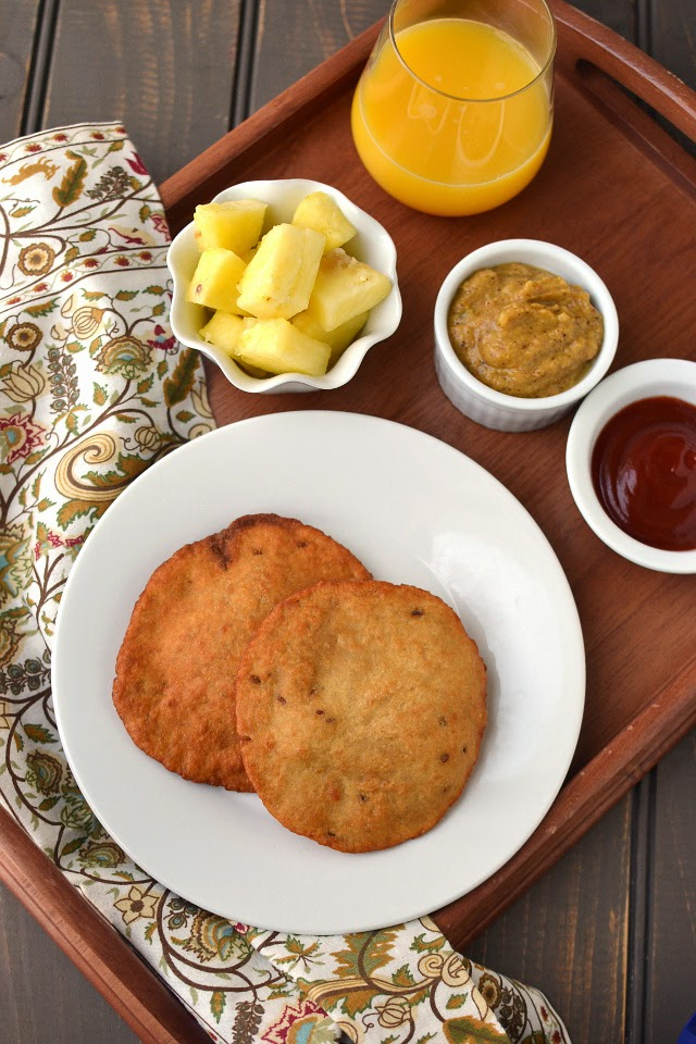 Mangalore Banana Buns