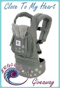 Close to My Heart ERGObaby Giveaway
