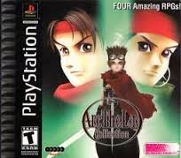 Arc The Lad Collection - PS1 - ISOs Download