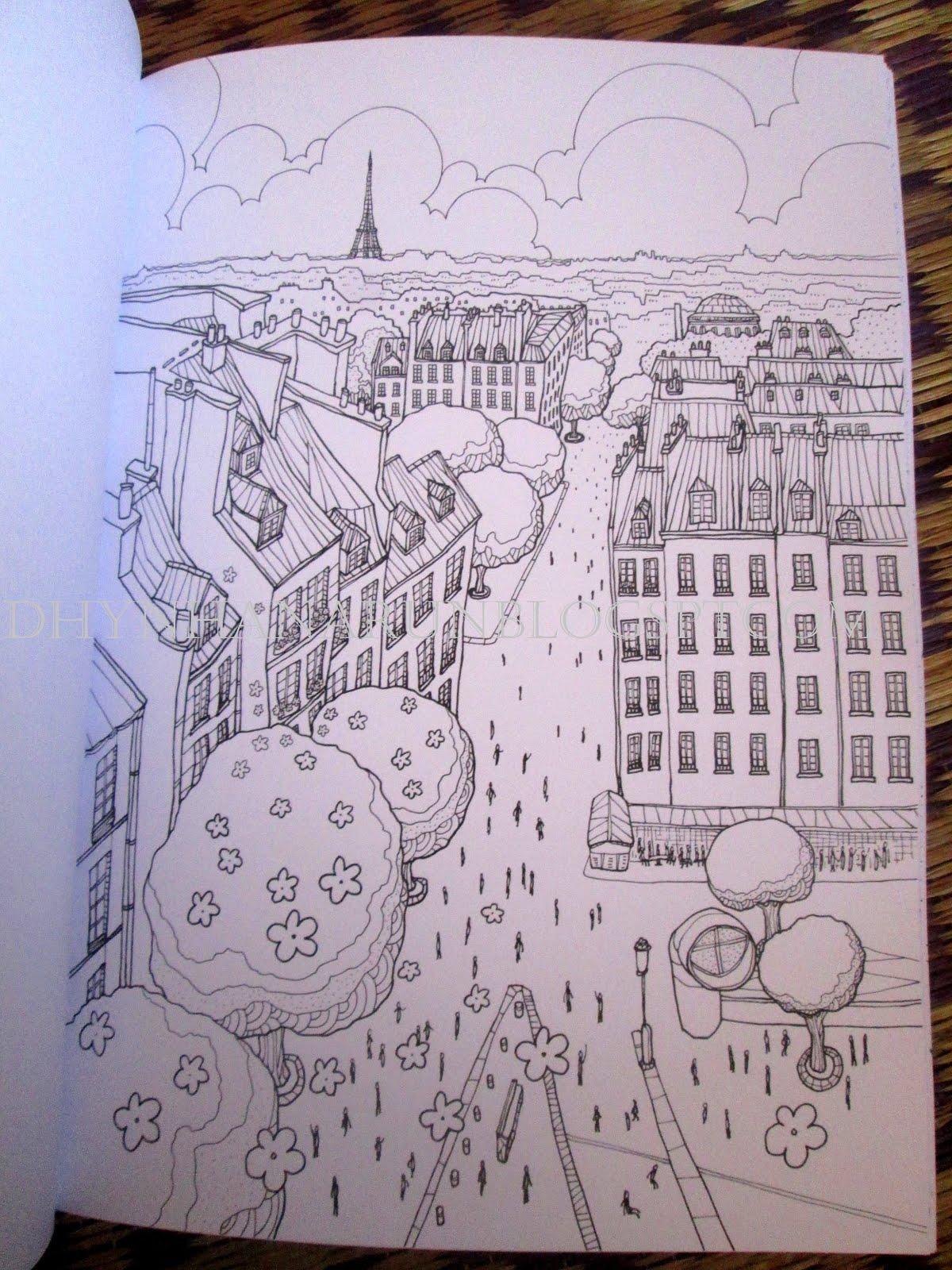 Coloring book untuk dewasa - A Heart S Journey With Coloring Book Soleil France Adalah Buku Mewarnai Yang Sangat Menyenangkan Tak Hanya Ilustrasinya Yang Cocok Dengan Minatku