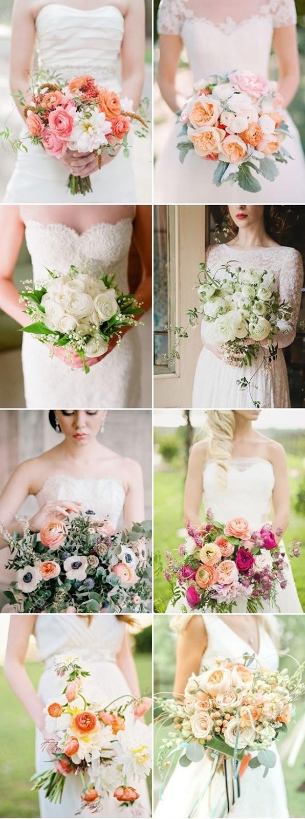 Inspirasi Handbouquet Di Hari Perkahwinan