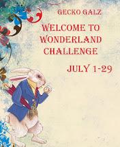 Welcome to wonderland Challenge