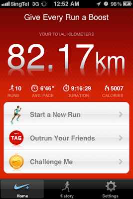 Nike+ GPS Review