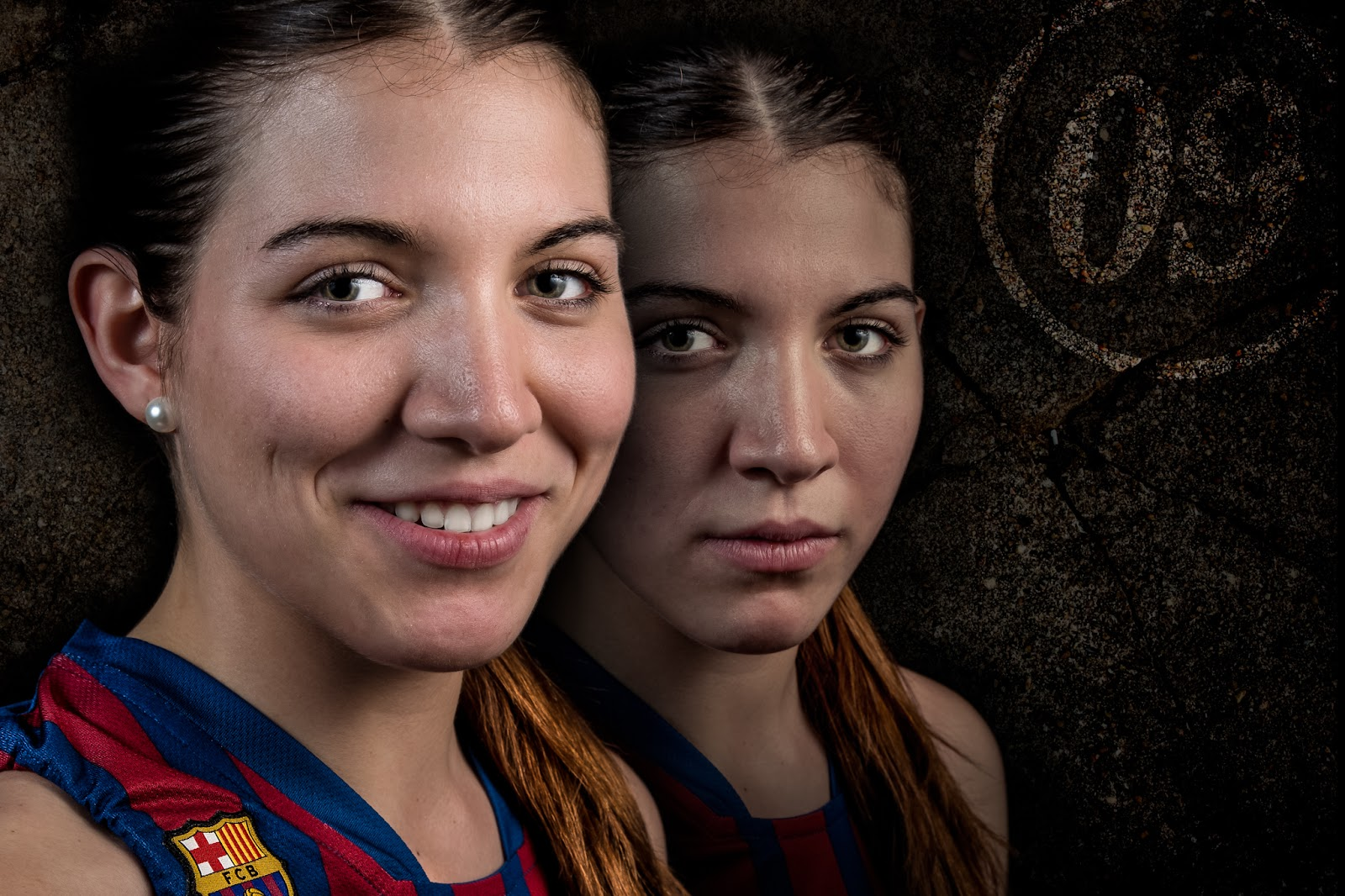 Yaiza 09 - CBS Barça Senior Femenino A - 2013 :: 2 x Canon EOS 5D MkIII | ISO100 | Canon 24-105 @58mm | f/11 | 1/60s