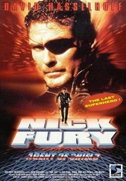 Nick Fury en Español Latino