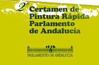 Hasta el 27 de marzo de 2012, los ganadores del II Certamen de Pintura Rápida 'Parlamento de Andalucía'