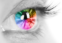 Beautiful color eye