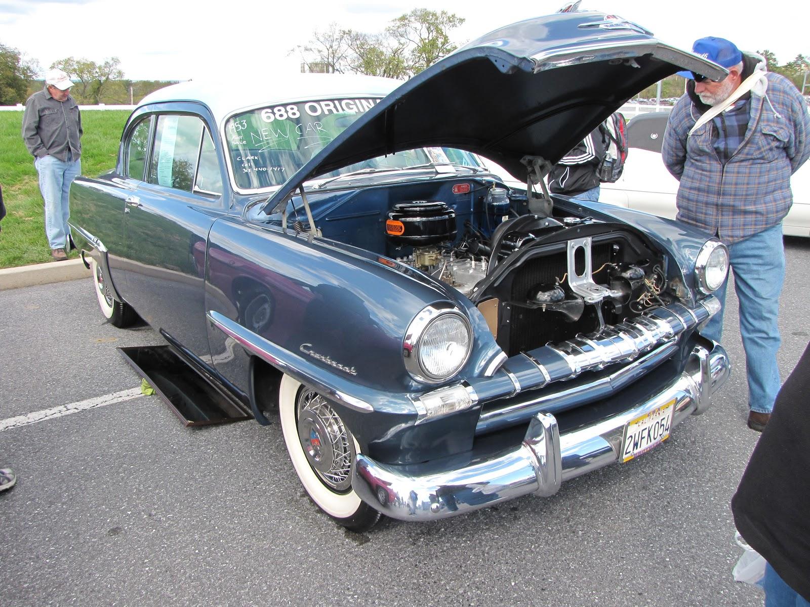 AACA Hershey Fall Meet - Hershey antique car show