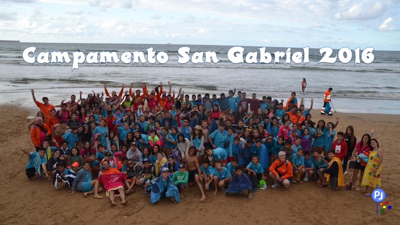Grupo Campamento 2016