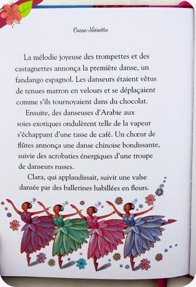 """""""Raconte-moi les ballets"""" de Susanna Davidson, Katie Daynes et Alida Massari, éditions Usborne"""