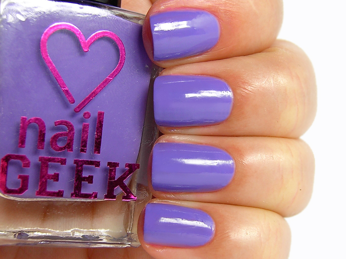 I Heart Makeup Nail Geek - Mysterious
