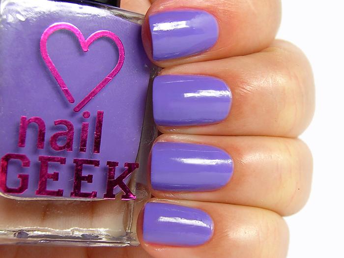I Heart Makeup Nail Geek - Mysterious