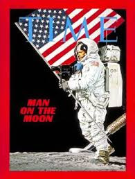 20 July 1969 First Man on the Moon