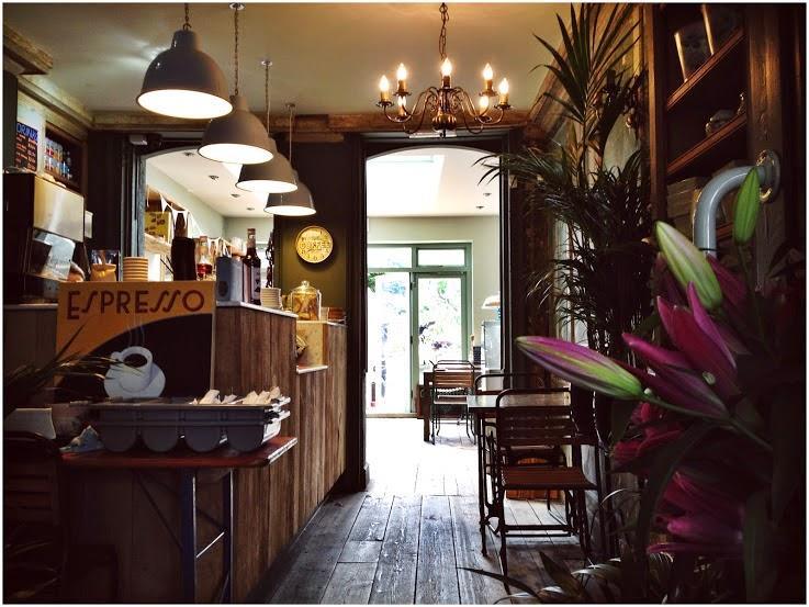 Stoke Newington Cafes