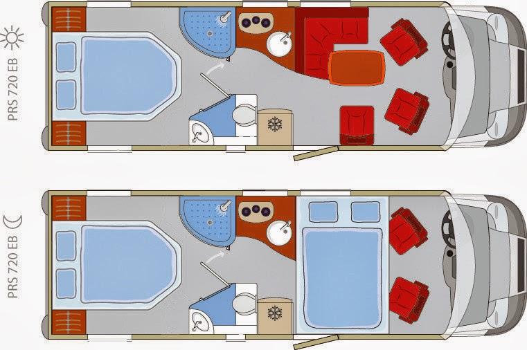 Camper stuebchen cmt 2014 neue editionsmodelle von eura for Wohnmobil innendesign