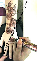 design with golecha henna