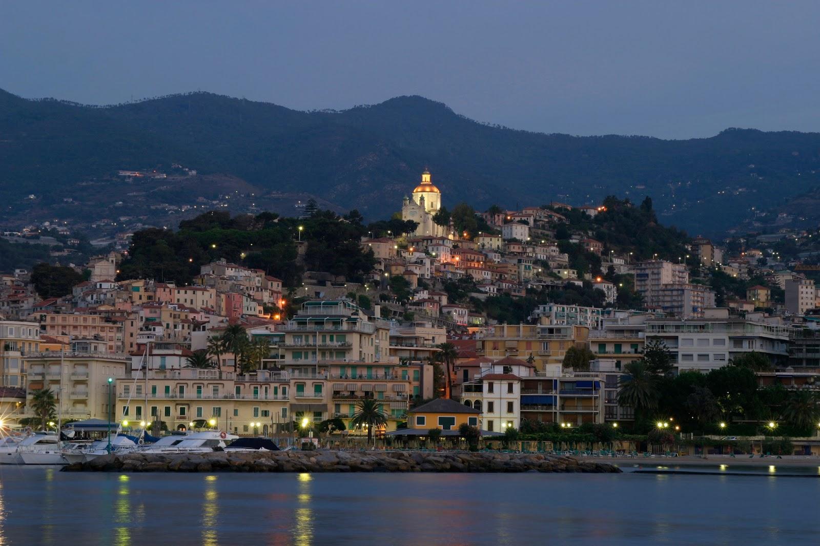 Zelt San Remo 6 : The green eye san remo η πόλη των λουλουδιών