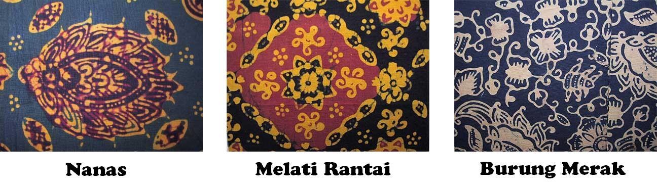 Berbagai Motif Kain Batik Pekalongan Madura dan Solo Serta Batik