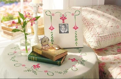 Sherri's Jubilee: Vintage Table Linens
