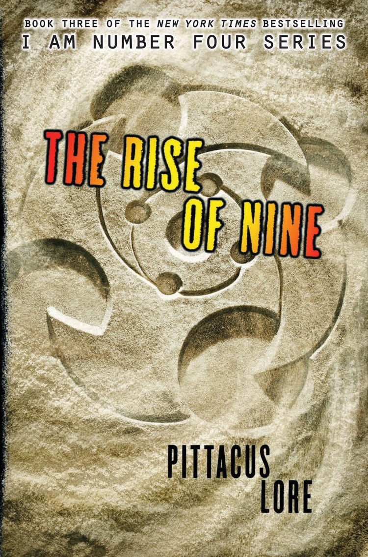 The Rise of Nine Book Cover