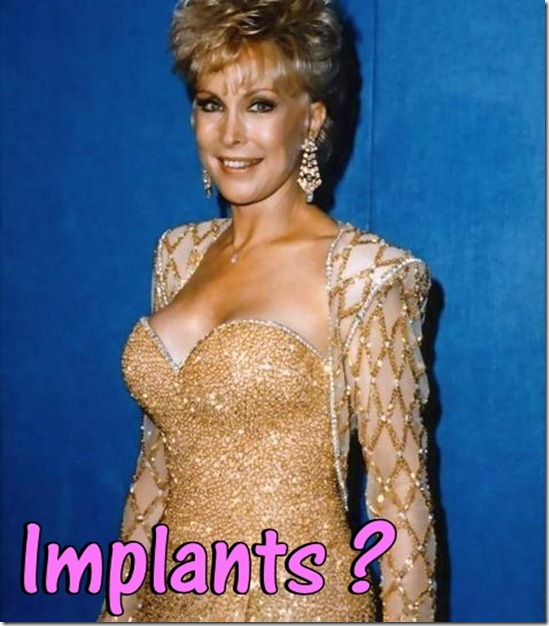 Wish Barbara eden boob measurement hole