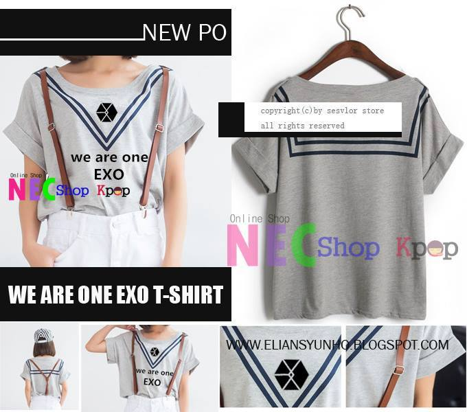 EXO WE ARE ONE T-SHIRT