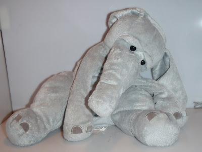 Szétcsúszott elefánt