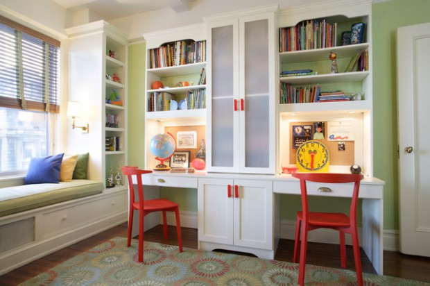 Comfort Room Study For Kids Design Ideas