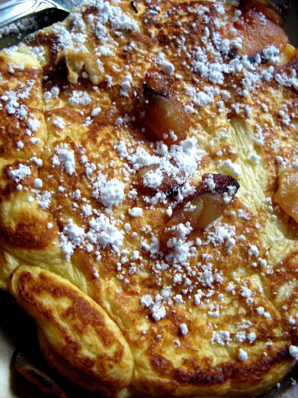 The Emperor's Pancake Recipes — Dishmaps