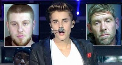 Justin Bieber Nyaris Dibunuh Oleng Mantan Narapidana