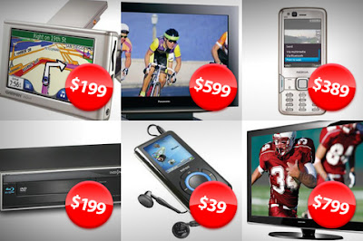 Top 20 Awesome 2011 Black Friday Deals for Tech Gadgets