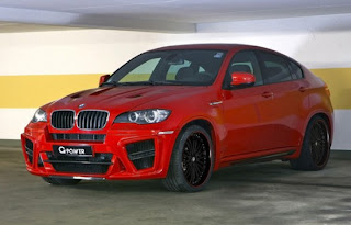 BMW X6 M Typhoon S