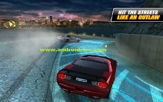 Drift Mania: Street Outlaws Android Game
