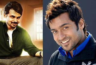 My Brother Surely Became Director - Suriya