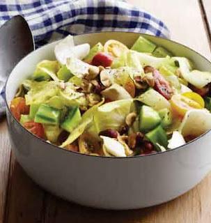 Endive-Tomato Salad